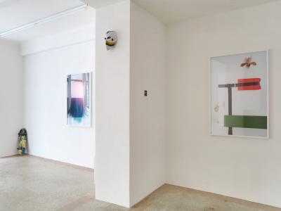 <b>Cannibal kiss</b>, exhibition view, Le 22, Nice, 2014