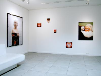 <b>Phénix silencieux</b> - exhibition view / Galerie Norbert Pastor / Nice / 2008